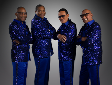 More Info for The Four Tops | NEW DATE!
