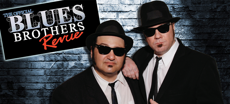 More Info for RESCHEDULED! Official Blues Brothers Revue