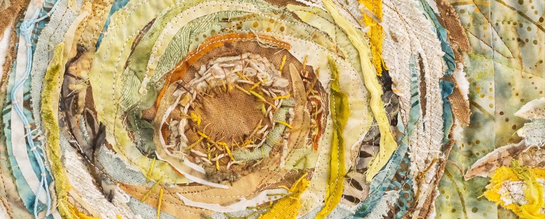 Studio Art Quilt Associates, Inc. (SAQA) presents Circles and Cycles