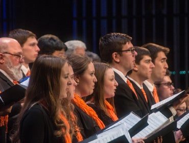 More Info for Concert-Chorale and University Singers Concert: Revival