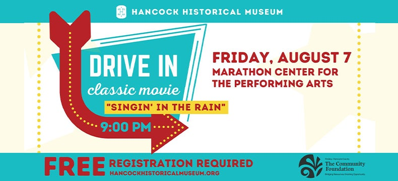 More Info for Drive In Classic Movie: Signin' in the Rain