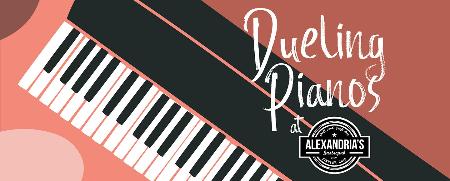 Dueling Pianos - SOLD OUT!