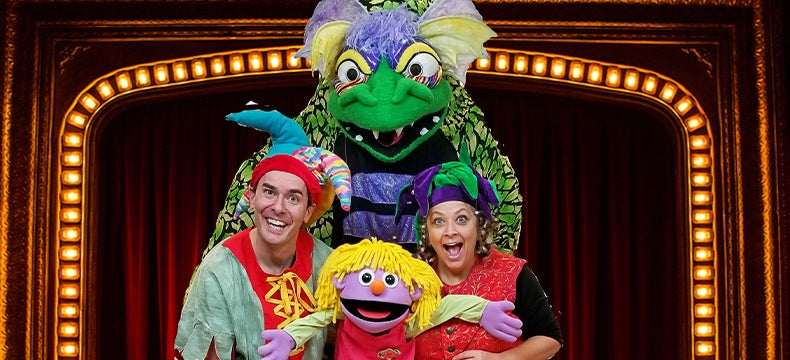More Info for Madcap Puppets' Fairy Tale Follies
