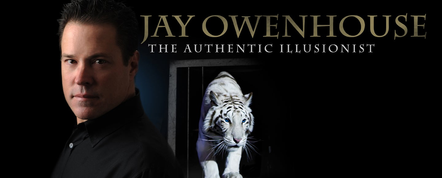 Jay Owenhouse, The Authentic Illusionist