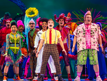 More Info for The SpongeBob Musical | Cancelled