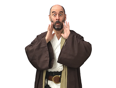 More Info for Star Force Academy, A Madcap Star Wars Parody!