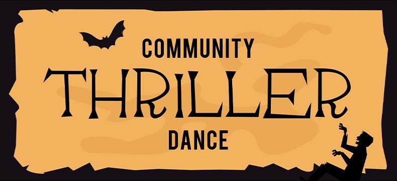 More Info for Community Thriller Dance