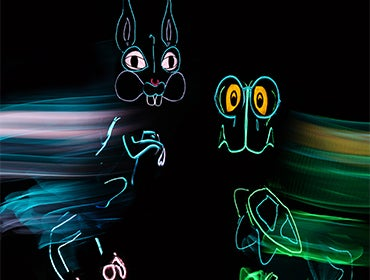 More Info for The Adventures of Tortoise and Hare, The Next Gen-Lightwire Theater