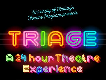 More Info for Triage: A 24 Hour Theatre Experience
