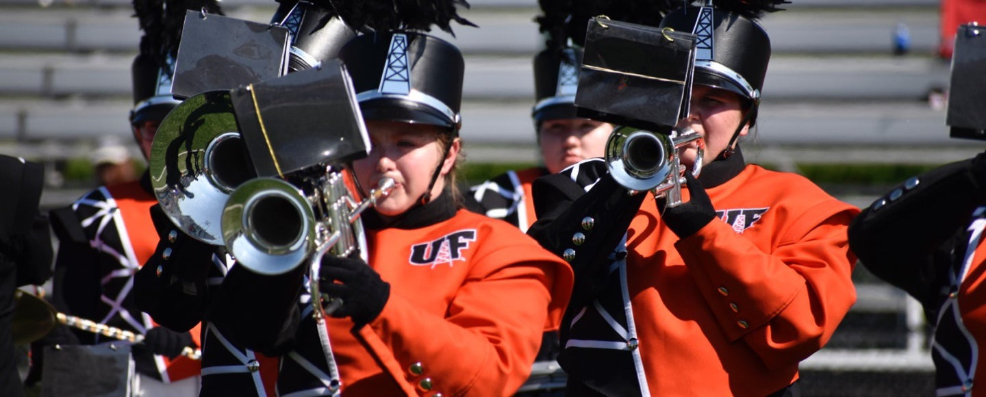 Oiler Marching Band Concert: Sounds of the Stadium