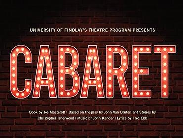 More Info for Cabaret