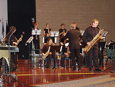 More Info for Jazz Ensemble Concert: Jazz. . .Some Like it Cool. . .Some Like it Hot!