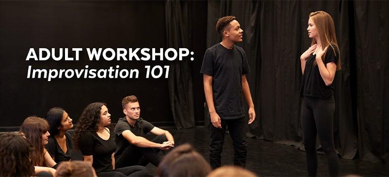 More Info for Improvisation 101