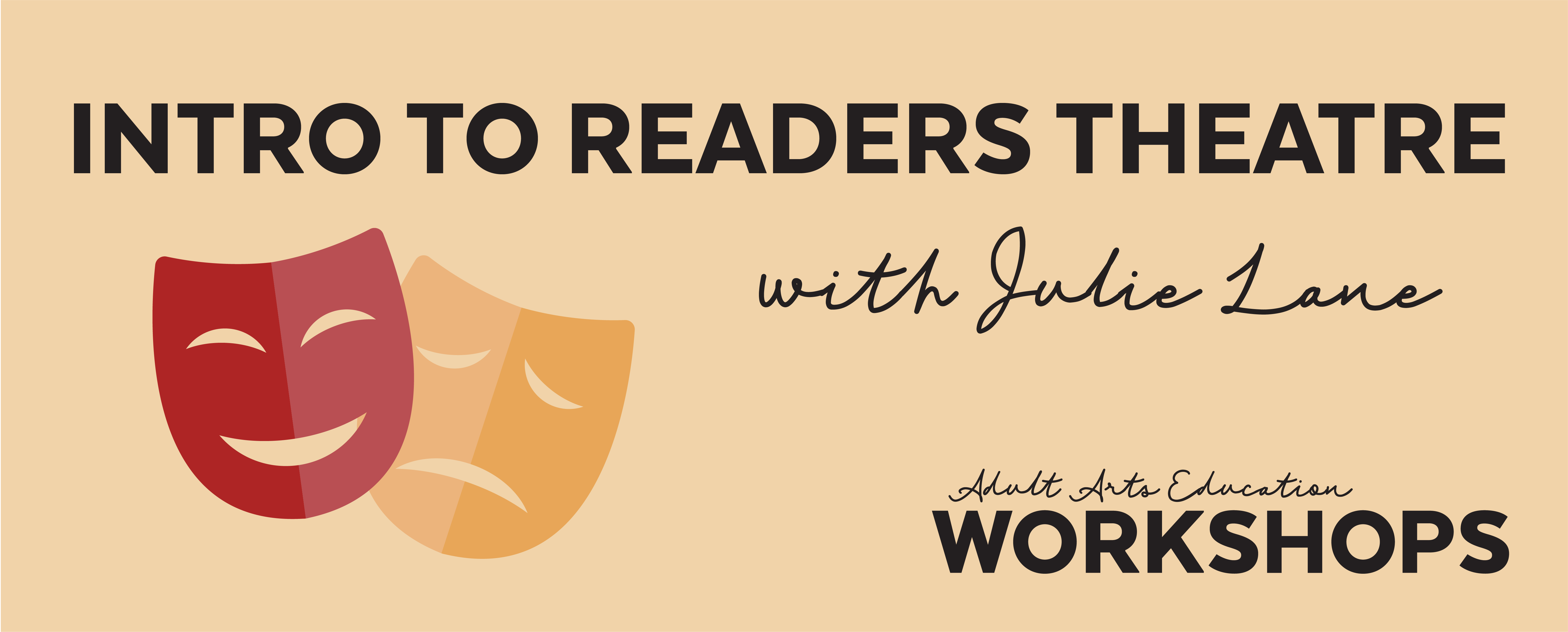 Intro to Readers Theatre with Julie Lane